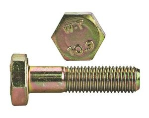 METRIC - 10.9 HEX CAP SCREWS