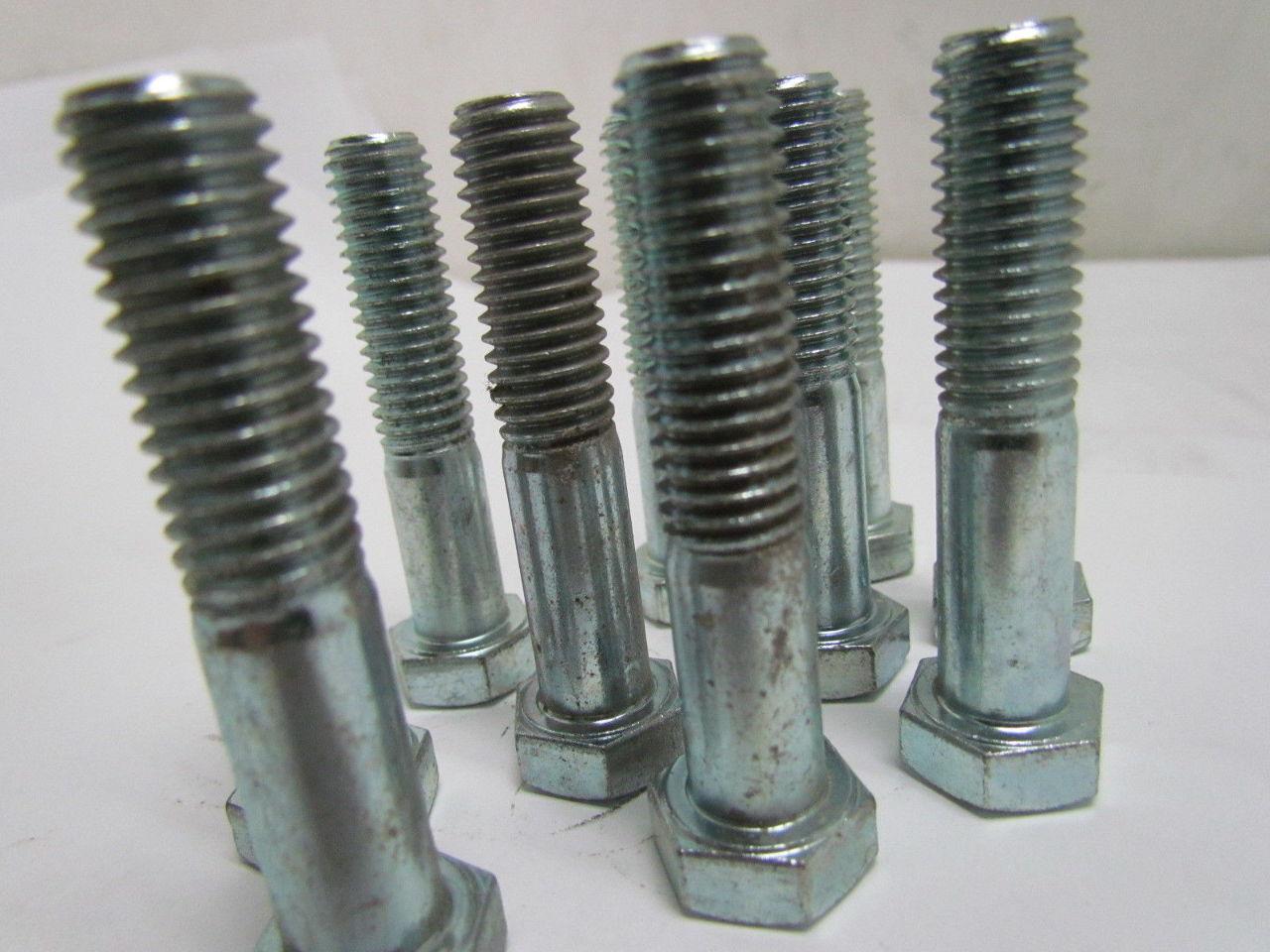 400//Bulk Pkg. PT 1//2 inch-13x2-1//4 inch Square Head Bolt HDG