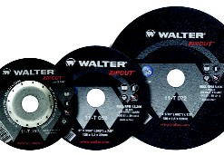 Walter Cut off Disk