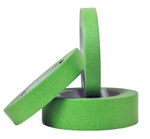 green auto masking tape