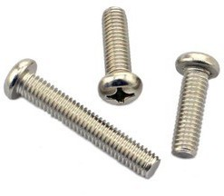 pan-head-Phillips-machine-screw SS