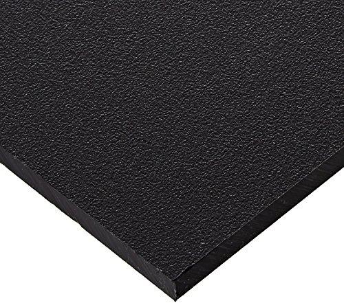 Black Poly Sheet