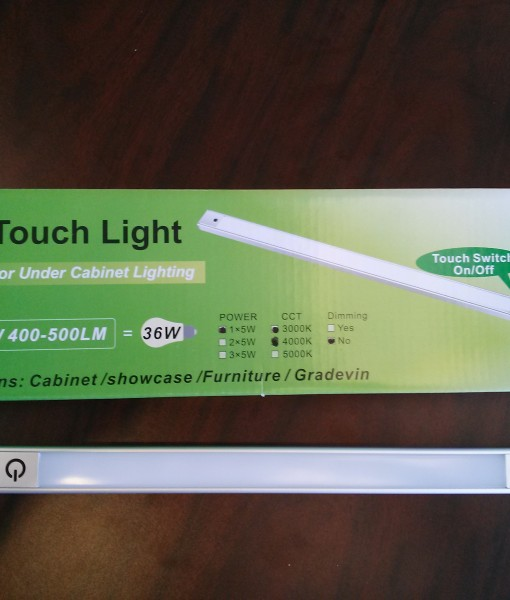 LED LIGHT-WITHOUT ADAPTER