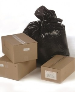 GARBAGE BAGS-CASE