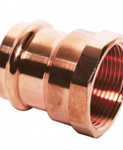 Copper Female Adapter P x FPT - SMALL