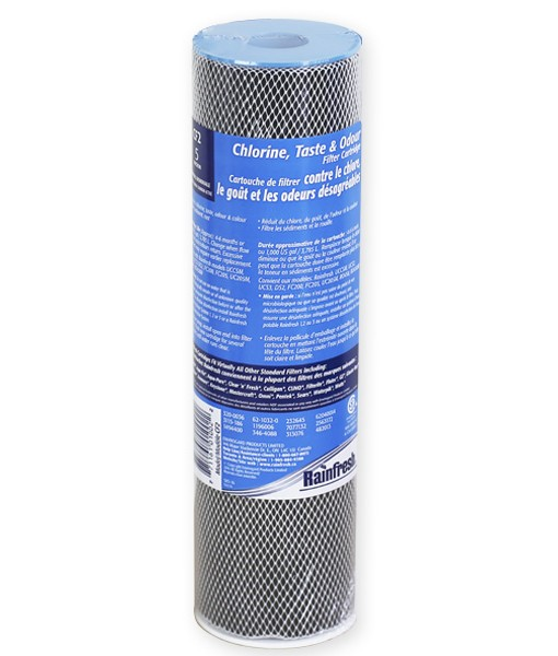 Chlorine Taste and Odour Filter Cartridge
